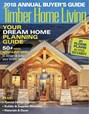 Timber Home Living Magazine | 1/2018 Cover