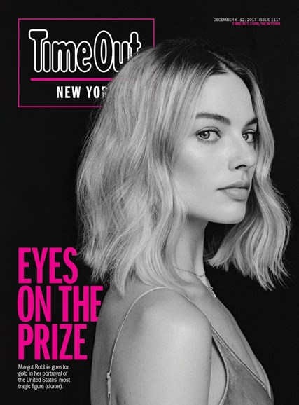 Time Out New York Cover - 12/6/2017