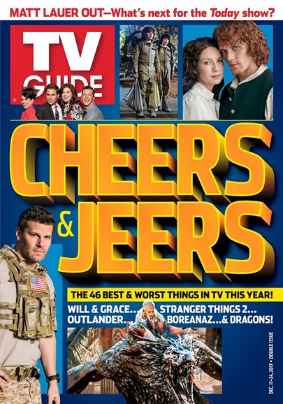 TV Guide Cover - 12/11/2017