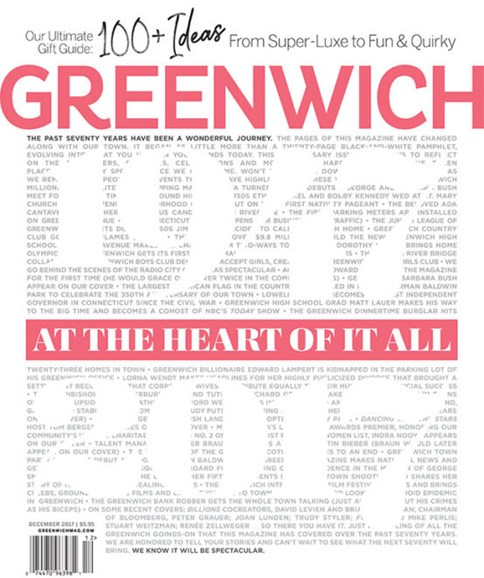 Greenwich Cover - 12/1/2017
