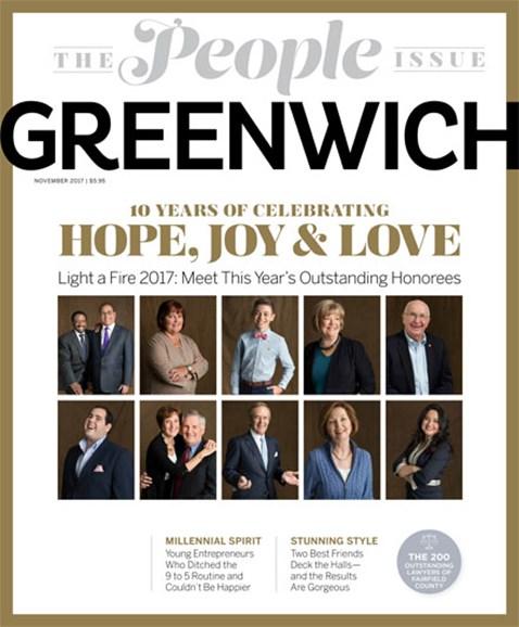 Greenwich Cover - 11/1/2017