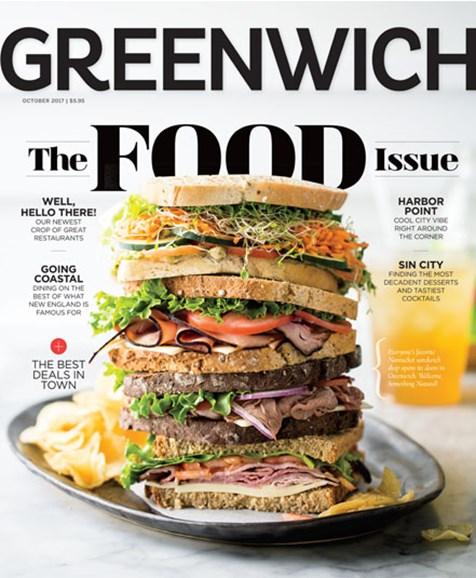 Greenwich Cover - 10/1/2017