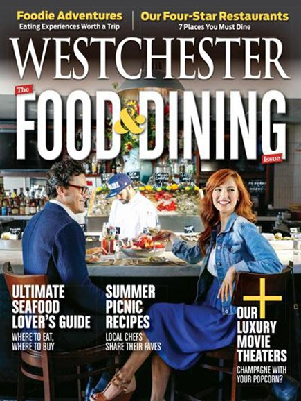 Westchester Magazine Cover - 8/1/2017