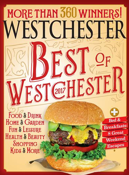 Westchester Magazine Cover - 7/1/2017