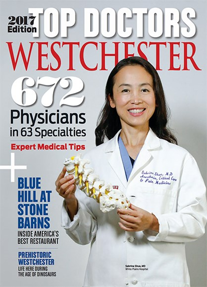 Westchester Magazine Cover - 11/1/2017