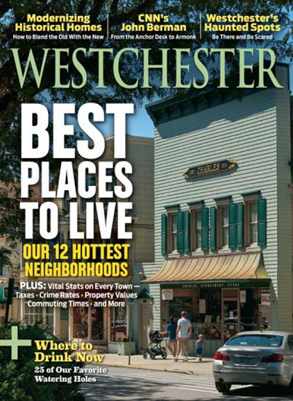Westchester Magazine Cover - 10/1/2017