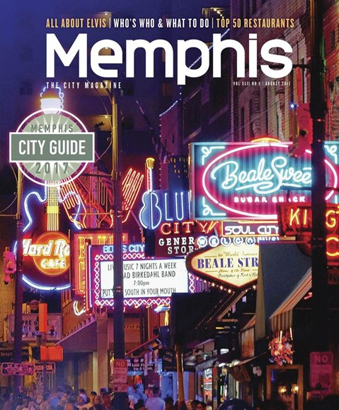 Memphis Cover - 8/1/2017