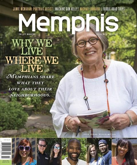 Memphis Cover - 7/1/2017