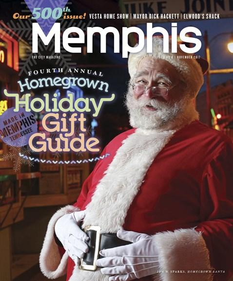 Memphis Cover - 11/1/2017