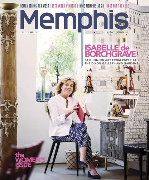 Memphis Cover - 10/1/2017