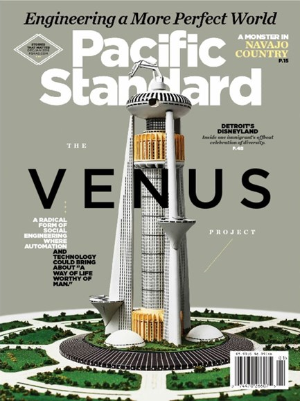 Pacific Standard Cover - 12/1/2017