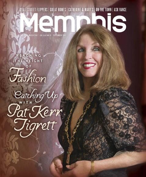 Memphis Cover - 9/1/2017
