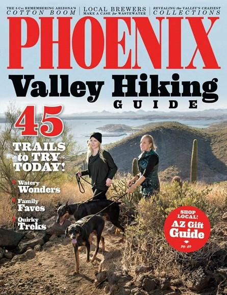 Phoenix Magazine Cover - 12/1/2017