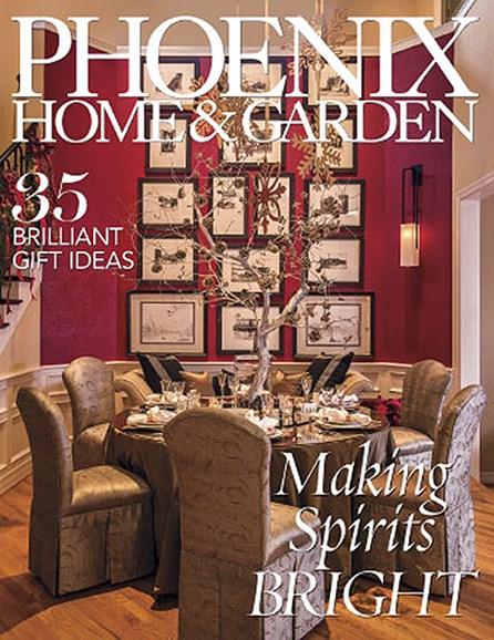 Phoenix Home & Garden Cover - 12/1/2017