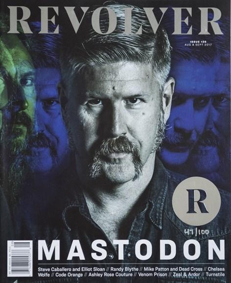 Revolver Cover - 8/1/2017