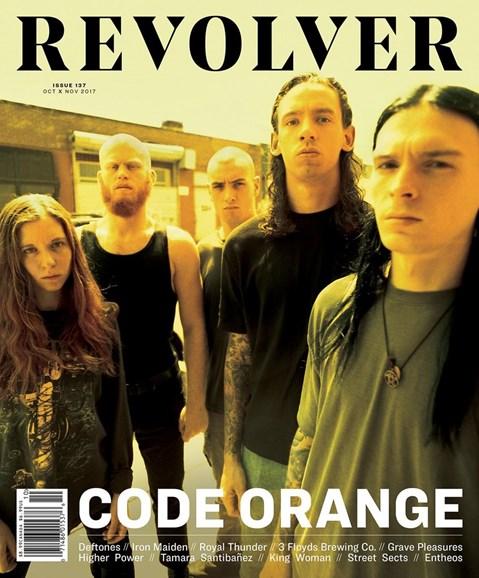 Revolver Cover - 10/1/2017