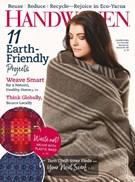 Handwoven Magazine 1/1/2018