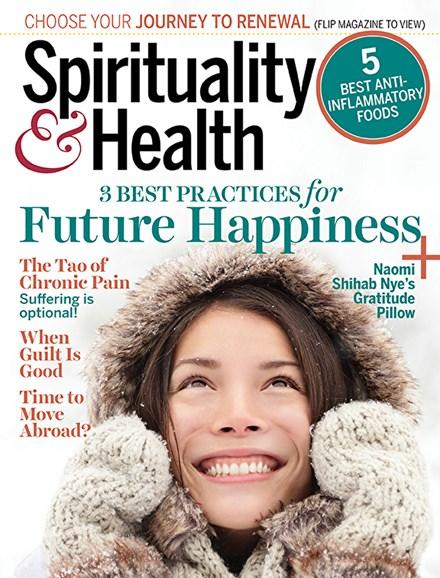 Spirituality & Health Cover - 1/1/2018