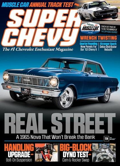 Super Chevy Cover - 2/1/2018
