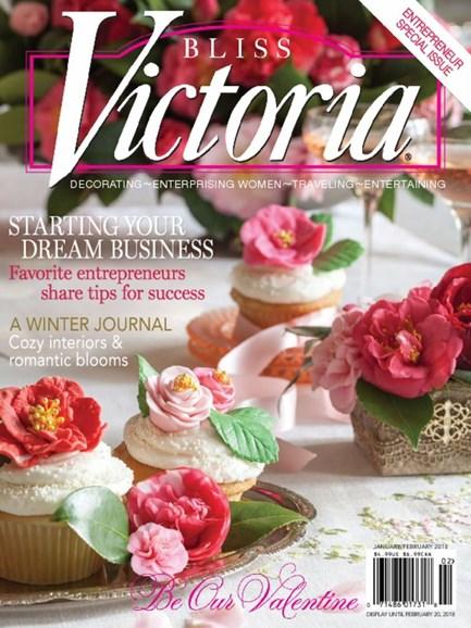 Victoria Cover - 1/1/2018