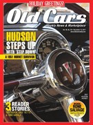 Old Cars Weekly Magazine 12/14/2017
