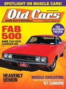 Old Cars Weekly Magazine 9/7/2017