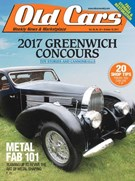 Old Cars Weekly Magazine 10/19/2017