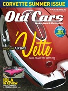 Old Cars Weekly Magazine 8/16/2017