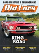 Old Cars Weekly Magazine 7/27/2017