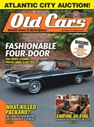 Old Cars Weekly Magazine 2/3/2017