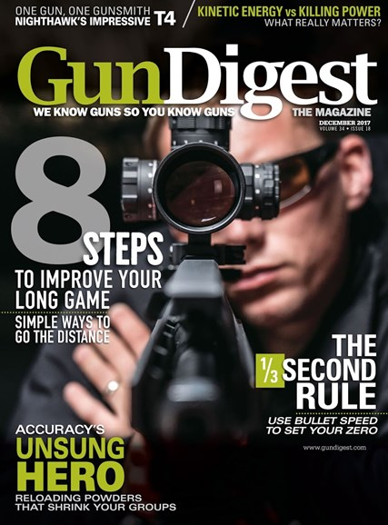 Gun Digest Cover - 12/2/2017