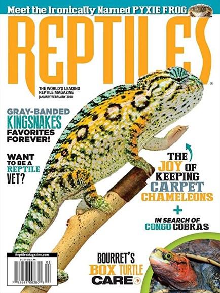 Reptiles Cover - 1/1/2018