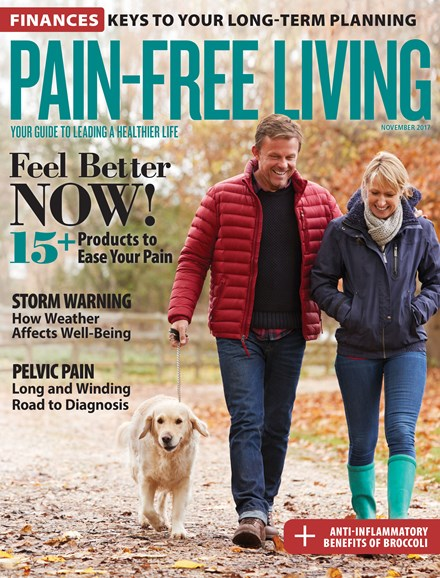 Pain-Free Living Cover - 10/1/2017