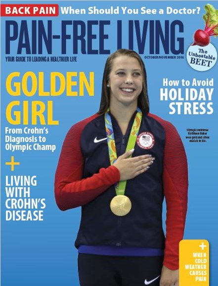 Pain-Free Living Cover - 10/1/2016