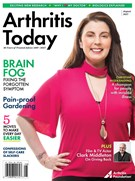 Arthritis Today Magazine 7/1/2017