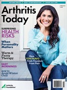 Arthritis Today Magazine 1/1/2016
