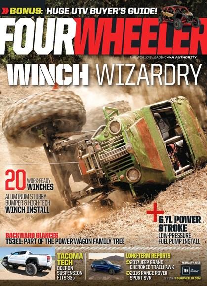 Four Wheeler Cover - 2/1/2018