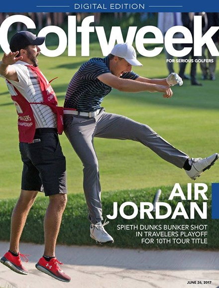 Golfweek Cover - 6/26/2017