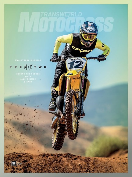 Transworld Motocross Cover - 1/1/2018