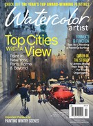 Watercolor Artist Magazine 1/1/2018