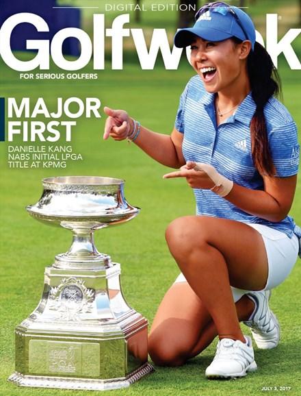 Golfweek Cover - 7/3/2017