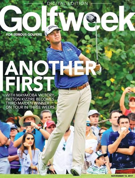 Golfweek Cover - 11/13/2017
