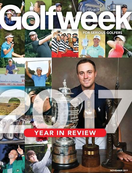 Golfweek Cover - 11/1/2017