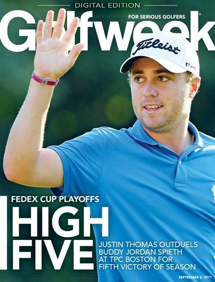Golfweek Cover - 9/5/2017