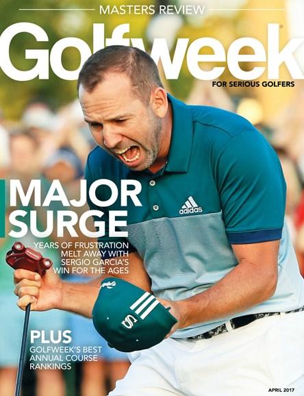 Golfweek Cover - 4/1/2017