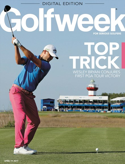 Golfweek Cover - 4/17/2017