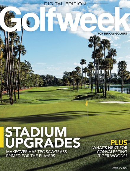 Golfweek Cover - 4/24/2017