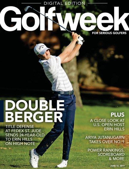 Golfweek Cover - 6/12/2017