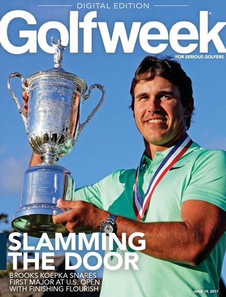 Golfweek Cover - 6/19/2017