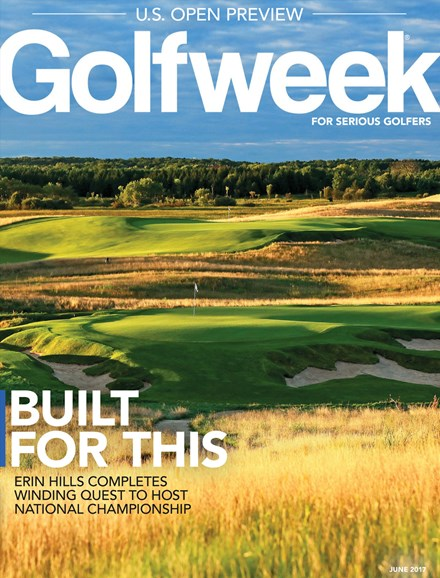 Golfweek Cover - 6/1/2017